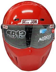 シンプソン(SIMPSON) SB 13 レッド 57cm (3303205700)【smtb-s】