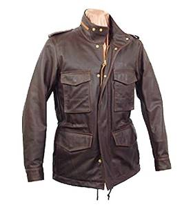 カドヤ(KADOYA) カドヤ M65 LEATHER BR 3L 1136-1/BR3L【smtb-s】