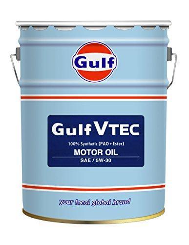 Gulf(ガルフ) Gulf ガルフ VTEC 20L 5W30【smtb-s】