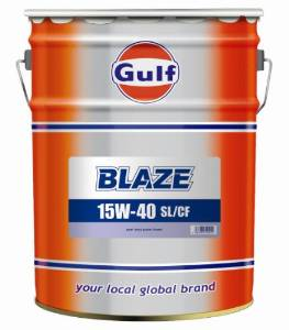 Gulf ガルフ BLAZE 15W40 20L SL/CF 15W40【smtb-s】