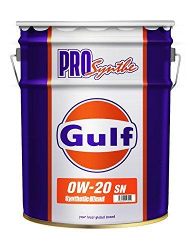 Gulf(ガルフ) Gulf ガルフ プロシンセ 0W20 SN 20L SN 0W20【smtb-s】