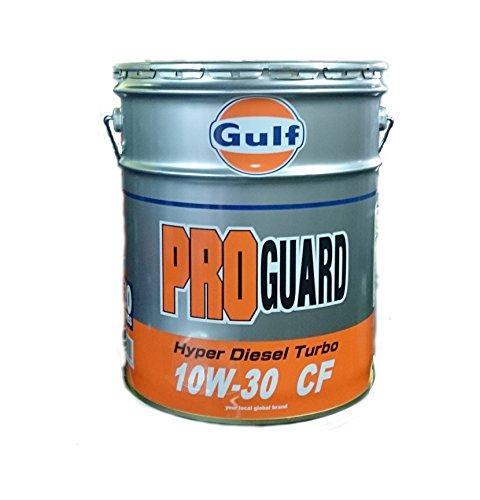 Gulf(ガルフ) Gulf ガルフ PG ディーゼルターボ 20L CF 10W30【smtb-s】