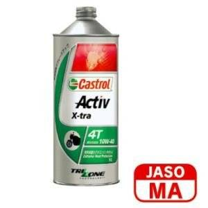 Castrol カストロール アクティブ 4T 100X1 MA 10W40【smtb-s】