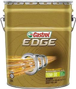 CASTROL(カストロール) Castrol カストロール カストロールEDGE10W30SNチタン 20L SN/GF-5 10W30【smtb-s】