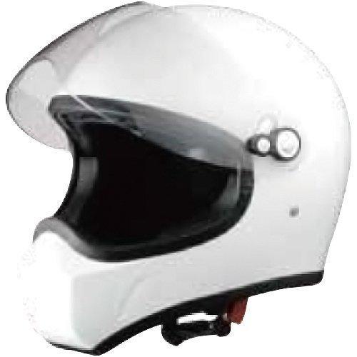シレックス 【必ず購入前に仕様をご確認下さい】FUJIN フルフェイスヘルメット P/WH M (ZS-730-PWM)【smtb-s】
