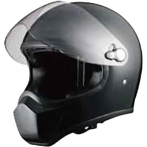 シレックス 【必ず購入前に仕様をご確認下さい】FUJIN フルフェイスヘルメット P/BK L (ZS-730-PBL)【smtb-s】