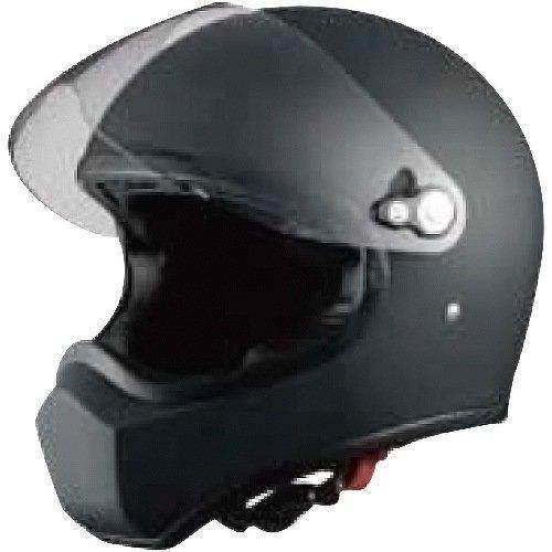 シレックス 【必ず購入前に仕様をご確認下さい】FUJIN フルフェイスヘルメット M/BK M (ZS-730-MBM)【smtb-s】