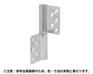 中西産業 ステンレスソリッドヒンジR 205x70 品番:KJ-6V【smtb-s】