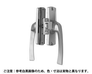 中西産業 開窓 カム有リ軸付内外ハンドルR 軸40 品番:X-1200A【smtb-s】