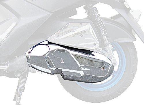 キジマ 【必ず購入前に仕様をご確認下さい】クランクケースカバー   MK 16シグナスX (208-3093)【smtb-s】