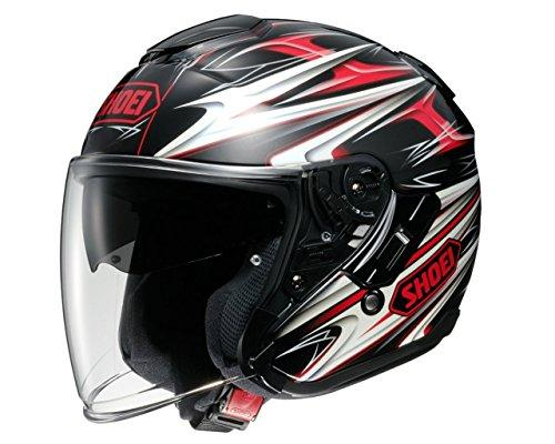 SHOEI 【必ず購入前に仕様をご確認下さい】J-CRUISE CLEAVE TC-1 RED/BLACK XXL【smtb-s】