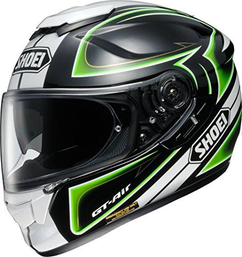 SHOEI 【必ず購入前に仕様をご確認下さい】GT-Air EXPANSE TC-4 GREEN/BLACK L【smtb-s】