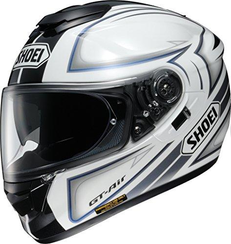 SHOEI 【必ず購入前に仕様をご確認下さい】GT-Air EXPANSE TC-6 WH/SILVER M【smtb-s】
