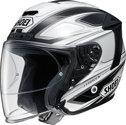 SHOEI 【必ず購入前に仕様をご確認下さい】J-FORCE4 BRILLER TC-6 WHITE/BLACK XL【smtb-s】