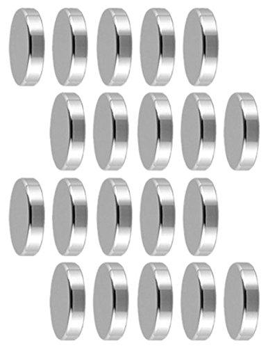 新星社 TB-5-14 キャップ (真鍮) クローム 30×6 20個入【smtb-s】