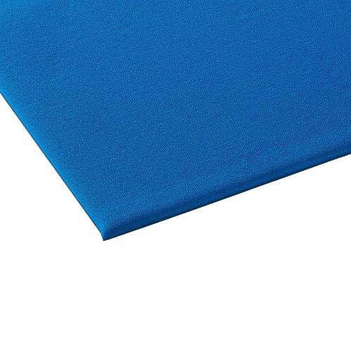 山崎産業 ケアソフトクッションキング 91×122cm / F-154-12 ブルー【smtb-s】