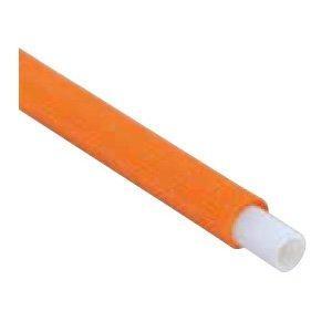 YAZAWA 架橋ポリエチレン管 被覆材厚み:3mm サイズ:10A 長さ50m オレンジ 《iジョイント》 WGDP1A-10R【smtb-s】