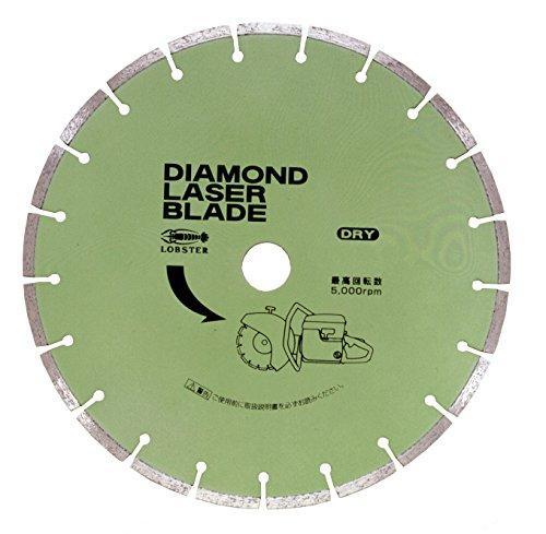ロブテックス ダイヤモンドホイール レーザーブレード SLK1222【smtb-s】