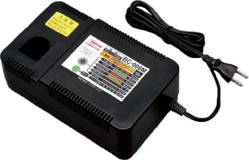 ロブテックス 充電器 BC008M【smtb-s】