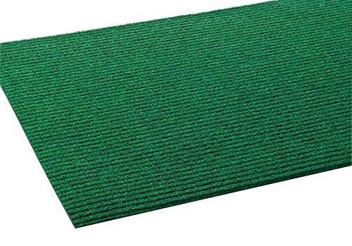 テラモト MR0391551 テラシックマット 緑 (耳なし) 90cm×10m