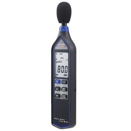 カスタム デジタル騒音計 SL-1340U1-5679-11【smtb-s】