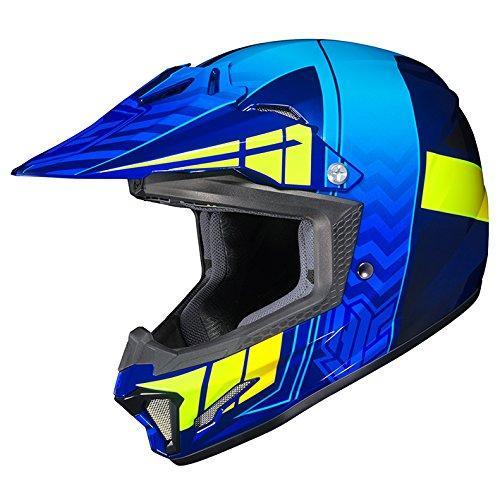 HJC 【必ず購入前に仕様をご確認下さい】HJH099CL-XYIIクロスアップ BLUE-L【smtb-s】