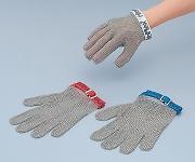 ノーブランド ステンレスメッシュ手袋 5本指 LNCG137901-b8-5323-03【smtb-s】