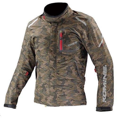 コミネ(Komine) JK-586 Comfort W-JKT-FUWA 色:Camouflage サイズ:2XL (07-586)【smtb-s】