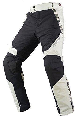 コミネ(Komine) PK-920 Protect F-Touring PNT-SAKANO 色:Ivory/Black サイズ:2XL (07-920)【smtb-s】