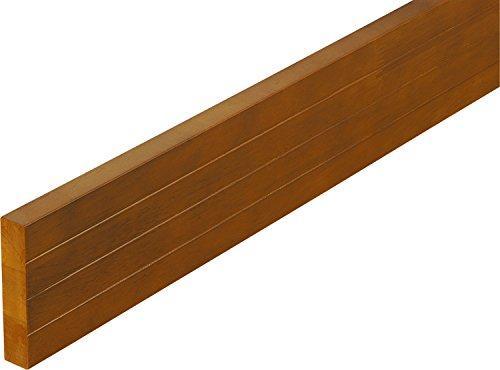 マツ六 木製ベースプレート 100mm幅 2m(040-2117 Mブラウン)【smtb-s】