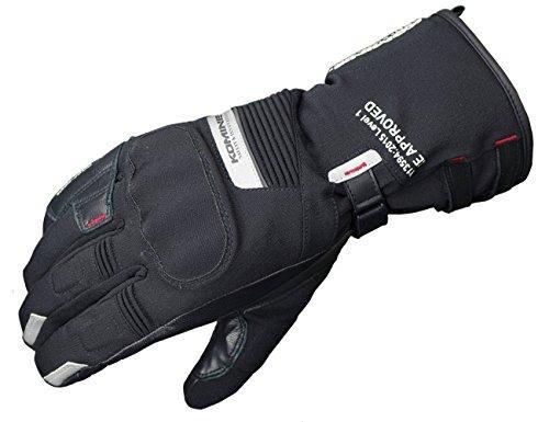 コミネ(Komine) GK-814 GTX CE Tourer W-Gloves-ATERUI 色:Black サイズ:S (06-814)【smtb-s】