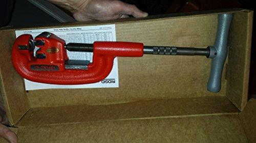 Ridge Tool Compan RIDGE 1枚刃ワイドロールパイプカッタ 202 code:4950682【smtb-s】