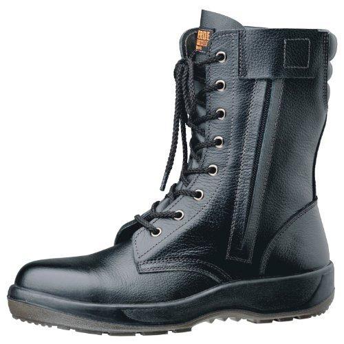ミドリ安全 女性用 軽快・耐滑 長編上安全靴 25.0cm code:7956363【smtb-s】