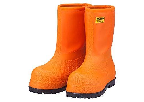 シバタ工業 SHIBATA 冷蔵庫用長靴 -60°C E型 中 code:7606061【smtb-s】
