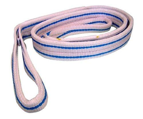 テザック TESAC 耐化学薬品用スリング(JIS2等級・両端アイ形)50mm幅×5m code:7931549【smtb-s】