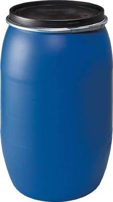 コダマ樹脂工業 コダマ パワードラムオープンタイプ 220リットル code:7591829【smtb-s】