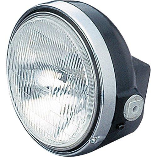 デイトナ ヘッドライトキット クロームリム/ブラックベース(外径184mm・レンズφ153)【smtb-s】