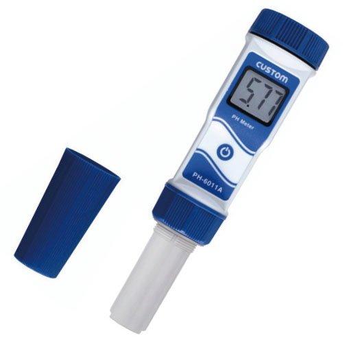 カスタム 防水pH計(ポケットサイズ) PH-6011ANCGL1409232-1287-03【smtb-s】
