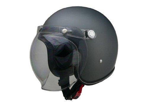 LEAD MURREY MR-70 ジェットヘルメット / スモーキーシルバー /L ( 59-60cm未満 )【smtb-s】