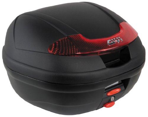 GIVI E340 モノロックケース 無塗装ブラック 34L -66788【smtb-s】