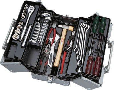 京都機械工具 KTC 工具セット(インダストリアルモデル) code:7730799【smtb-s】