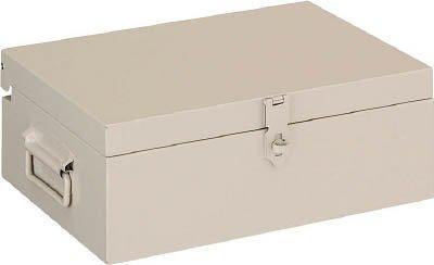 トラスコ中山 TRUSCO 小型ツールボックス 中皿付 400X300X150 code:7636342【smtb-s】