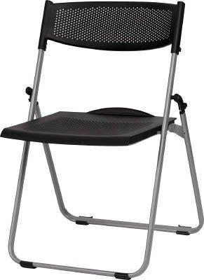 トラスコ中山 TRUSCO アルミフレームパンチング樹脂折りたたみ椅子 code:7674783【smtb-s】