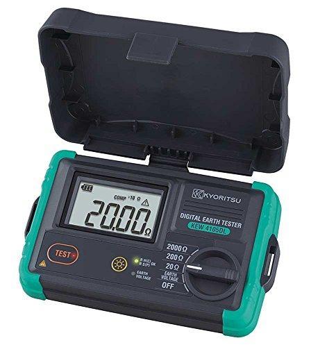 共立電気計器 デジタル接地抵抗計 KEW4105DL【smtb-s】