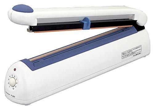 富士インパルス ポリシーラー(卓上型) 2×300mm(カッタ-ノブ付き) PC-300NCG1083016-645-12【smtb-s】