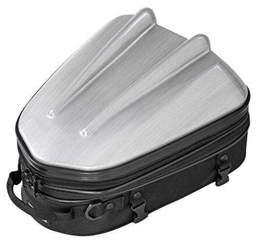 タナックス 【必ず購入前に仕様をご確認下さい】MFK-239 シェルシートバッグ MT ヘアラインシルバー【smtb-s】