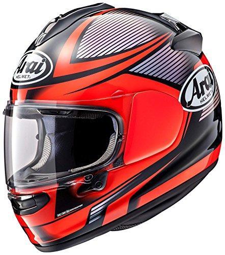 アライ(ARAI) ヘルメット VECTOR-X TOUGH アカ 57-58 M【smtb-s】