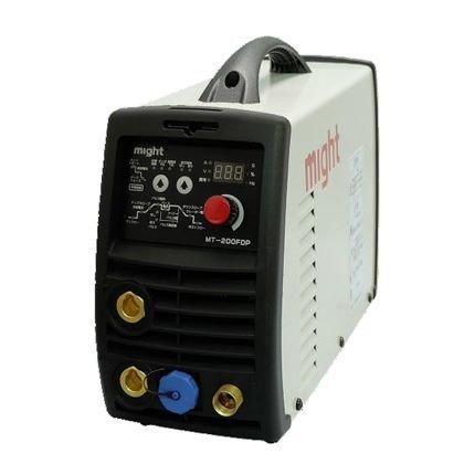 マイト工業 インバーターフルデジタル直流TIG溶接機(入力単相100V/200V)【smtb-s】