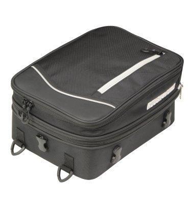 ラフアンドロード(ROUGH&ROAD) 2WAYシートバッグ BK RR9023BK 11~15.5L【smtb-s】