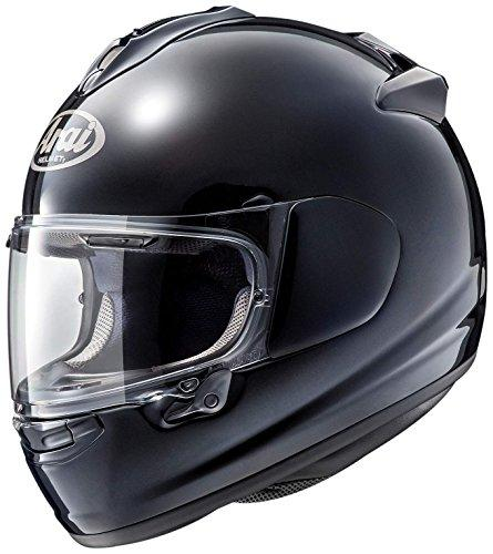 Arai 【必ず購入前に仕様をご確認下さい】VECTOR-X グラスブラック 55-56【smtb-s】